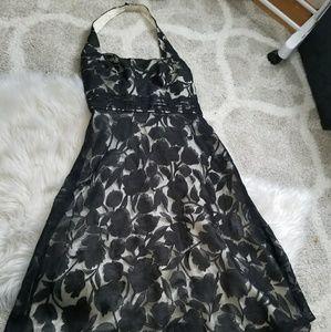 Ann Taylor halter dress